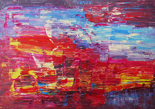Canvas Paintings - Abstract Art