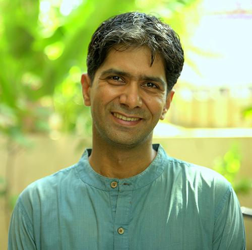 Amit Kalla Abstract Artist