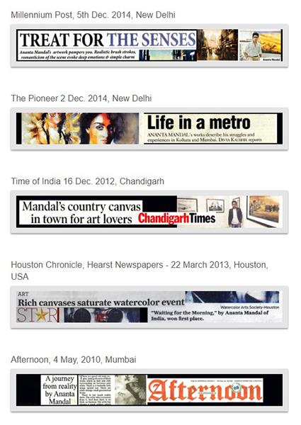 Ananta Mandal Press Releases